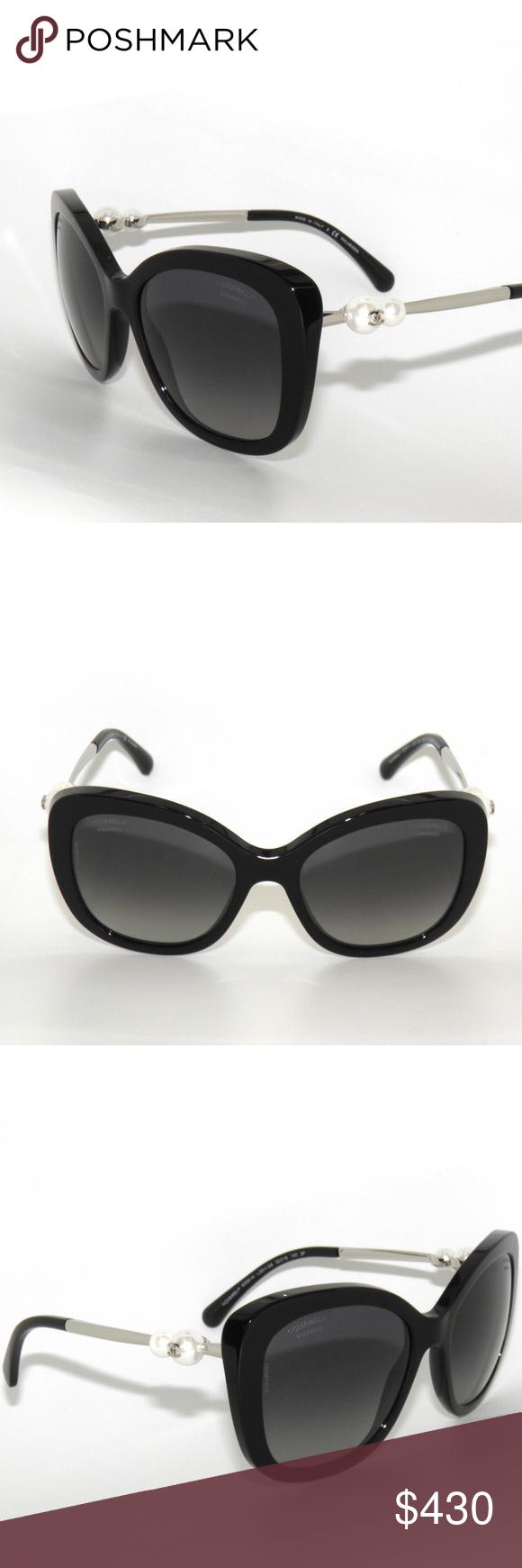 b9e66c876fc Chanel Polarized Pearl Sunglasses 5339H Authentic Chanel Brand new and  Authentic Sunglasses in Original packaging Model. poshmark.com