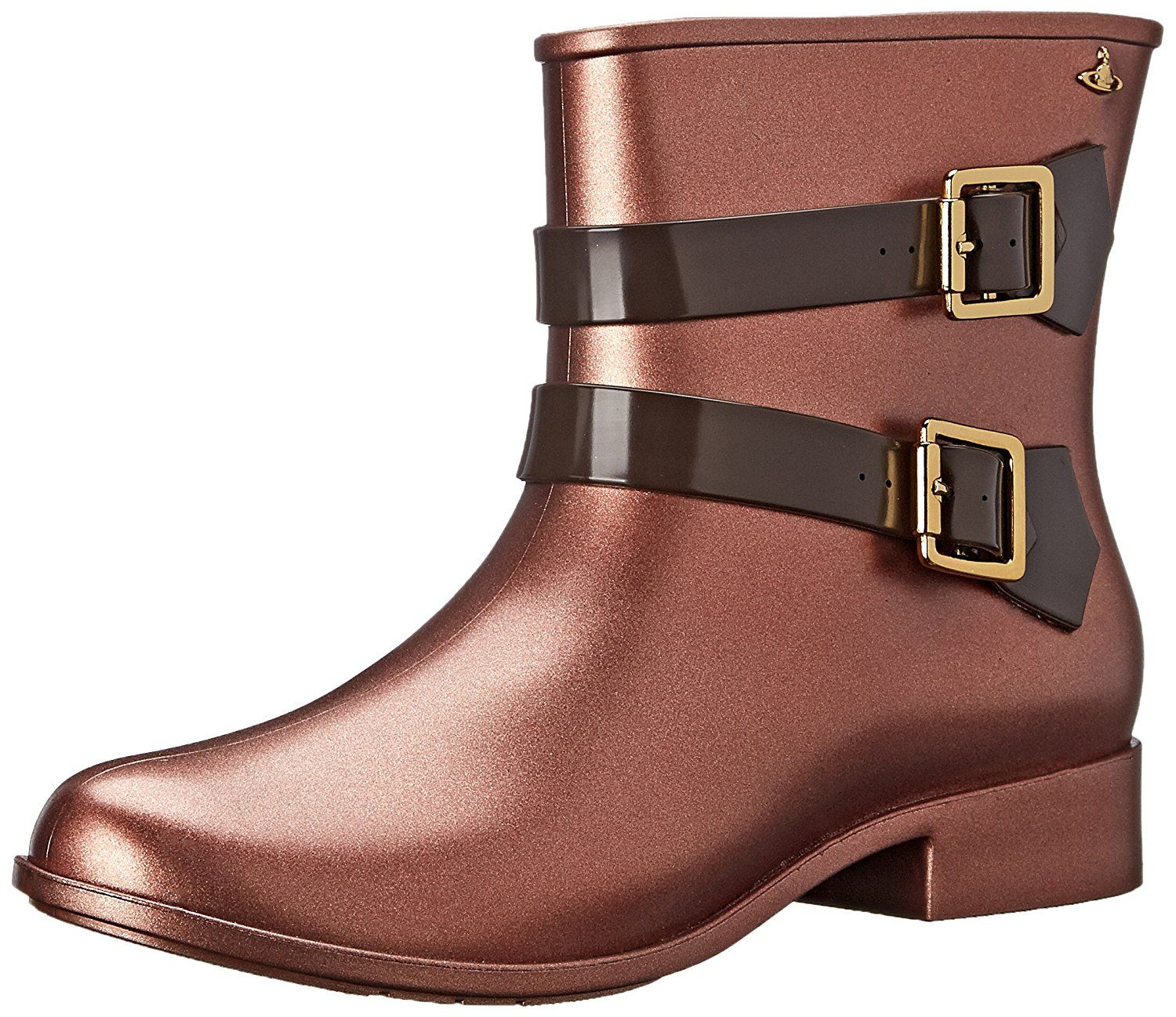 Vivienne Westwood Women's New Moom Dust Rain Boot -- Visit the image link more details.