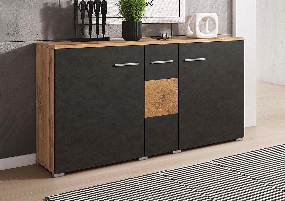 Sideboard »Wobona«, Breite 135 cm Jetzt bestellen unter   - schrank für wohnzimmer