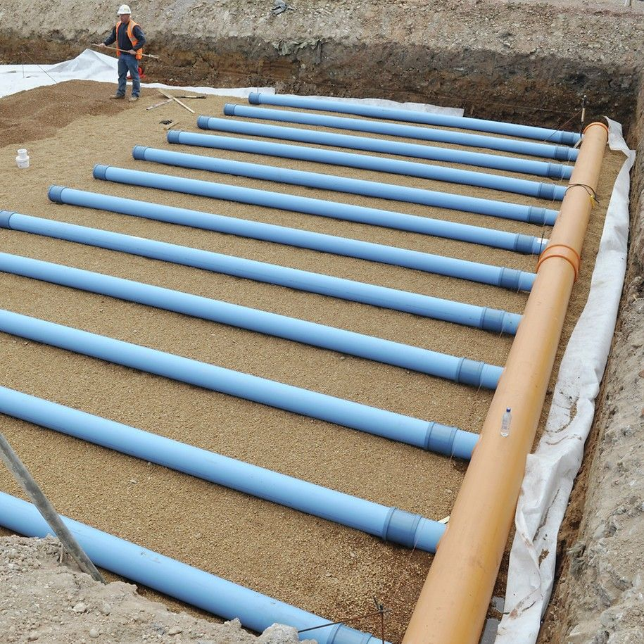 Ground To Air Heat Exchange Has To Be At Least 4 Feet Or 2 Meters Deep Using Coiled Tubing System Underground With Earthship Home Rehau Geothermal Heating