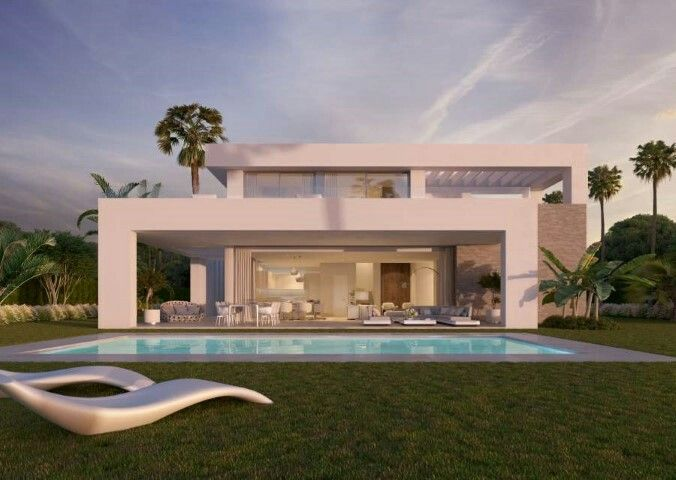 New luxury villas in La Cala Golf Resort!   wwwsisadees