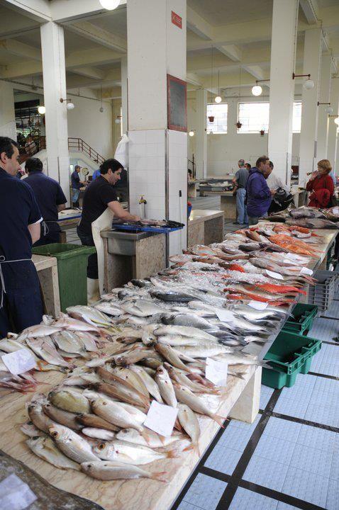 Mercado do Peixe, Ilha da Madeira
