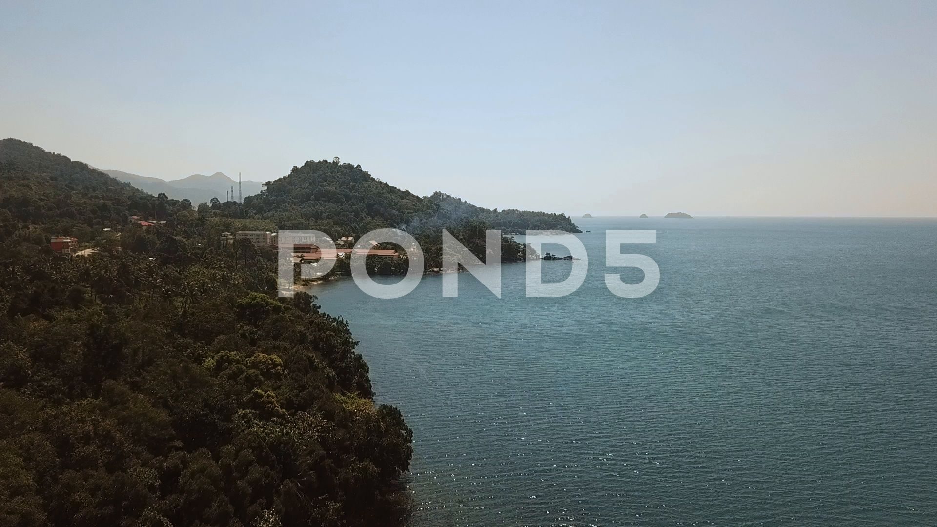 Beauty Nature Landscape With Tropical Beach Stock Footage Ad Landscape Nature Beauty Tropical Natural Beauty Tropical Beach Landscape