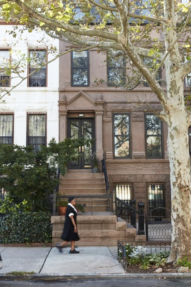 In Bed Stuy Brooklyn A Renovated Brownstone With Inspired
