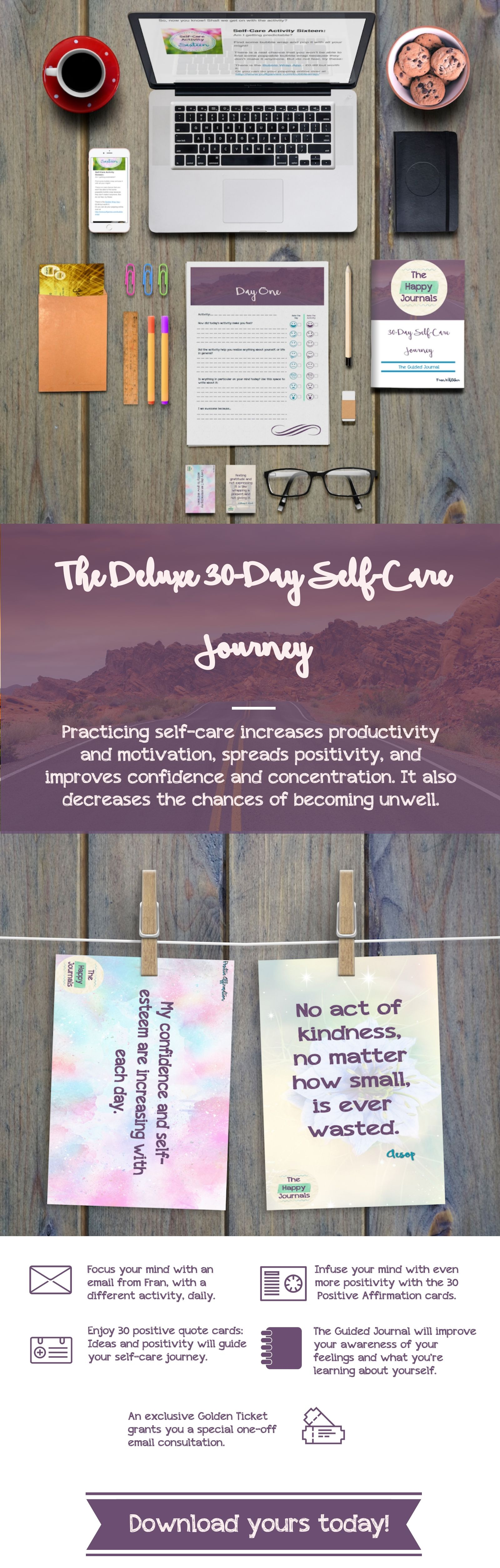 The 30 Day Self Care Bundle
