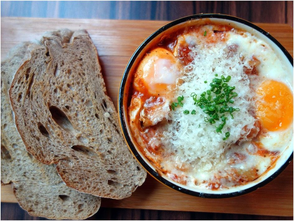 12 places for baked eggs in KL and Selangor.