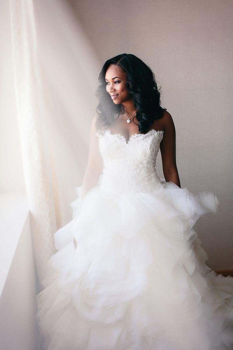 Bridal Hair African American - Google Search | My wedding ...