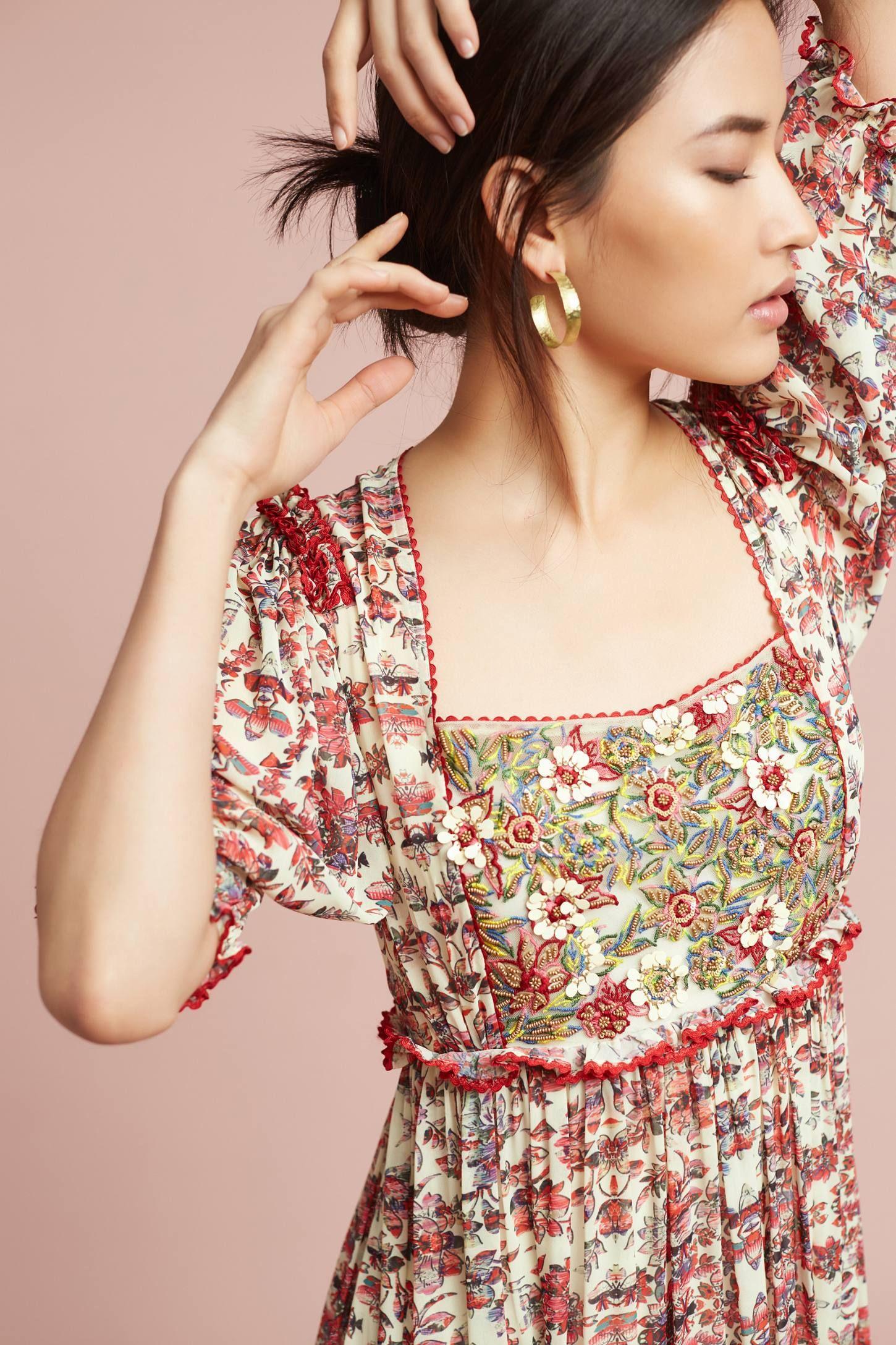Sidella maxi dress maxi dresses vintage silhouette and square