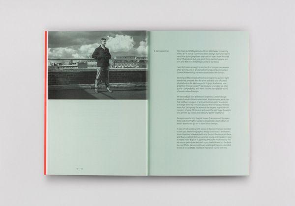 Book Layout Design Graphic Layout Pinterest