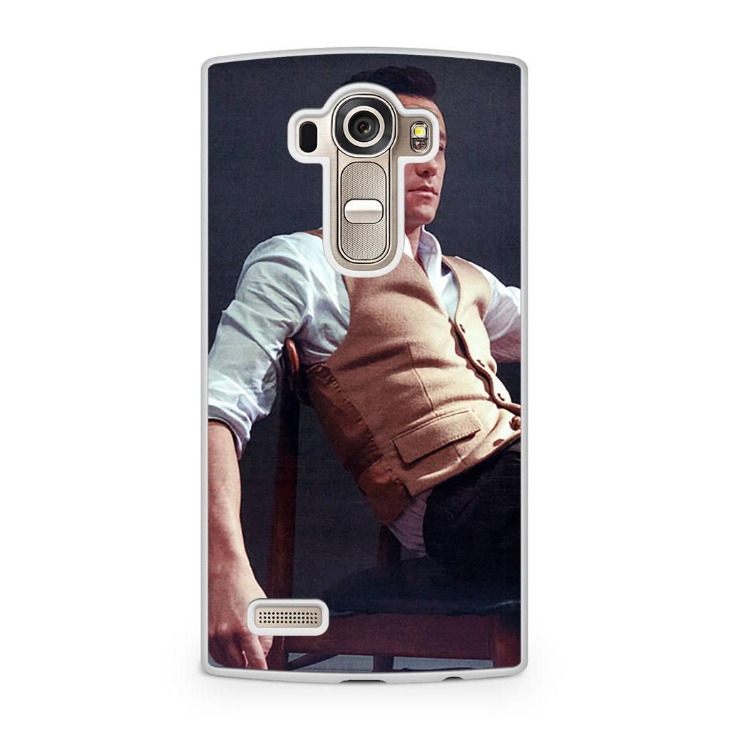 Joseph Gordon Levitt Flaunt Magazine LG G4 case