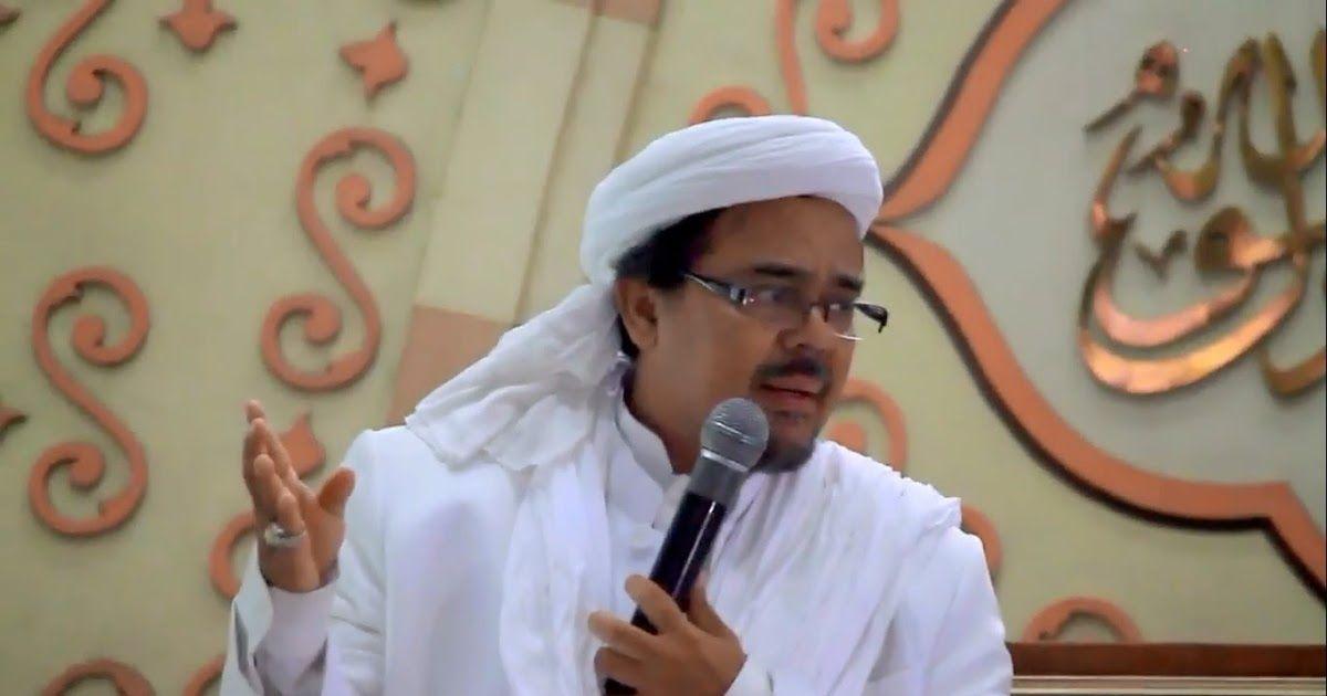 Habib Rizieq: Kenapa FPI Bela Negara Ada Yang Kebakaran Ubun-ubun?