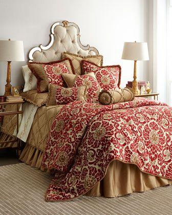 Austin Horn Collection Arabesque, Austin Horn Bedding Collection