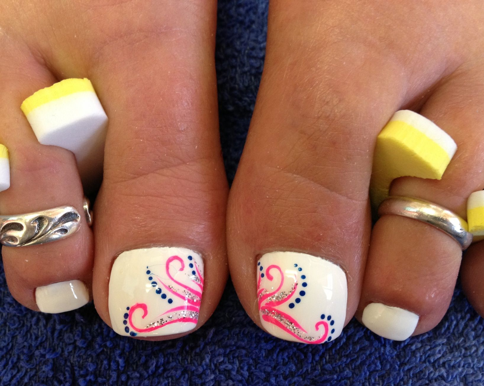 Nail design | My nail designs | Pinterest | Toe nail designs, Pedi ...
