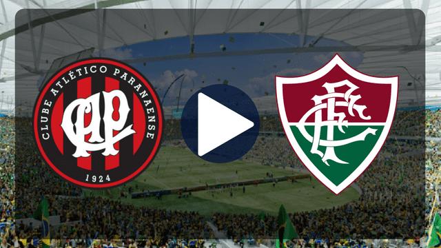 Atletico Paranaense X Fluminense Ao Vivo Onde Assistir Online O Jogo De Hoje Atletico Paranaense Fluminense Jogo Do Atletico