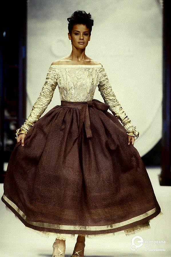 1992 Christian Dior, Autumn-Winter Couture