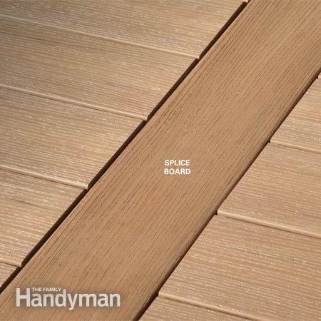 How To Build A Deck With Composites Building A Deck Diy Deck Composite Decking Designs