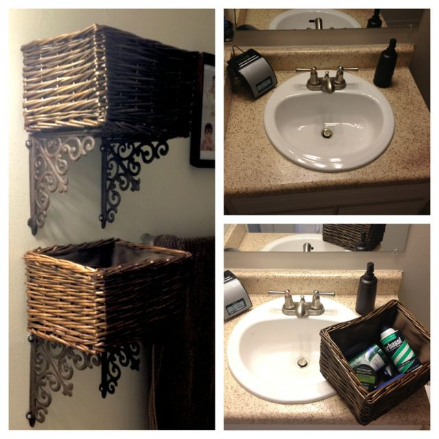 Pin By Carrie Wrinn On I Actually Made These Bathroom Solutions Bathroom Makeover Bathroom Inspiration