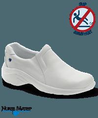Nurse Mates Dove Slip On Nursing Shoe