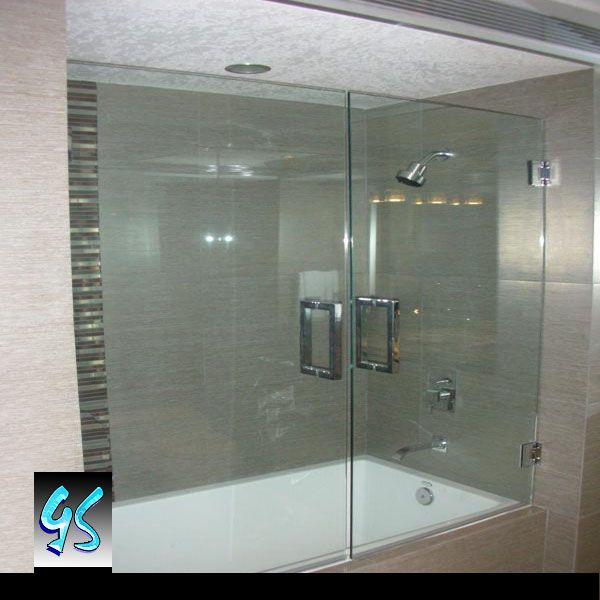 Glass Bathtub Double Doors Bathtub Shower Doors Tub Shower