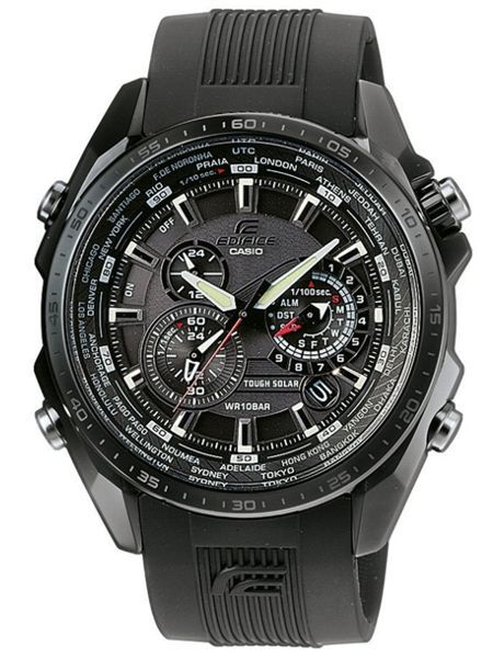 42d7944b540 Relógio CASIO EDIFICE ACTIVE RACING - EQS-500C-1A1ER