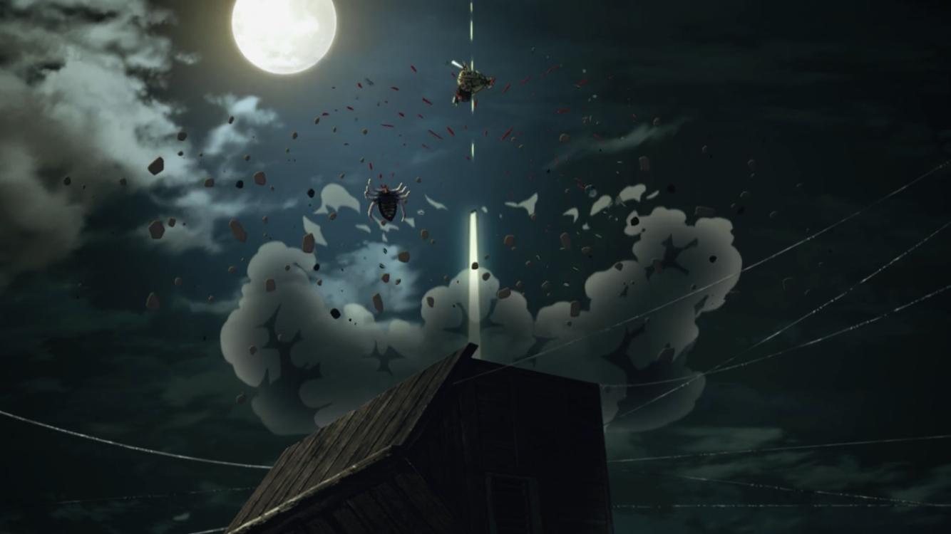 Demon Slayer Aesthetic anime, Anime screenshots, Slayer