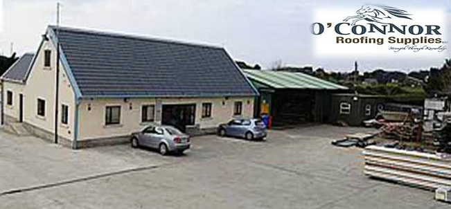 You Can Find A Huge Selection Of High Quality Tile Effect Sheeting Products And Other Roofing Materials At O Connorr Roofing Roofing Materials Roofing Supplies