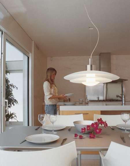 Lampara para comedores minimalistas buscar con google - Lampara mesa comedor ...