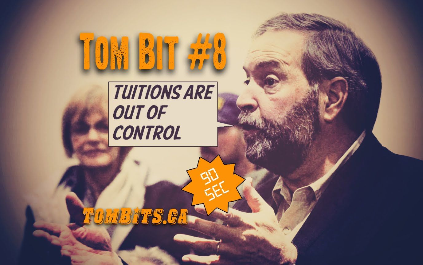 TomBit#8: Student Debt is bad for our society