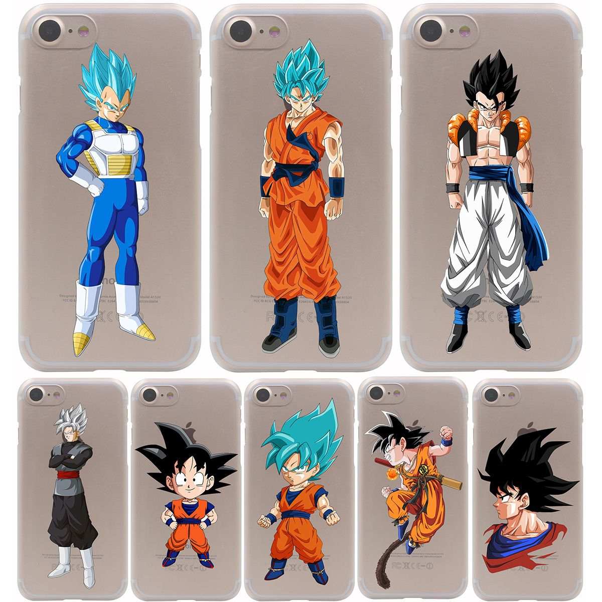 dragon ball z phone case iphone 7