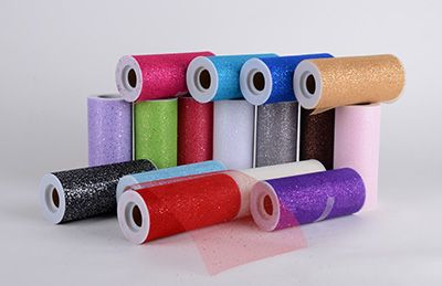 Wholesale Glitter Net Fabric | Wholesale Sparkle Net Fabrics