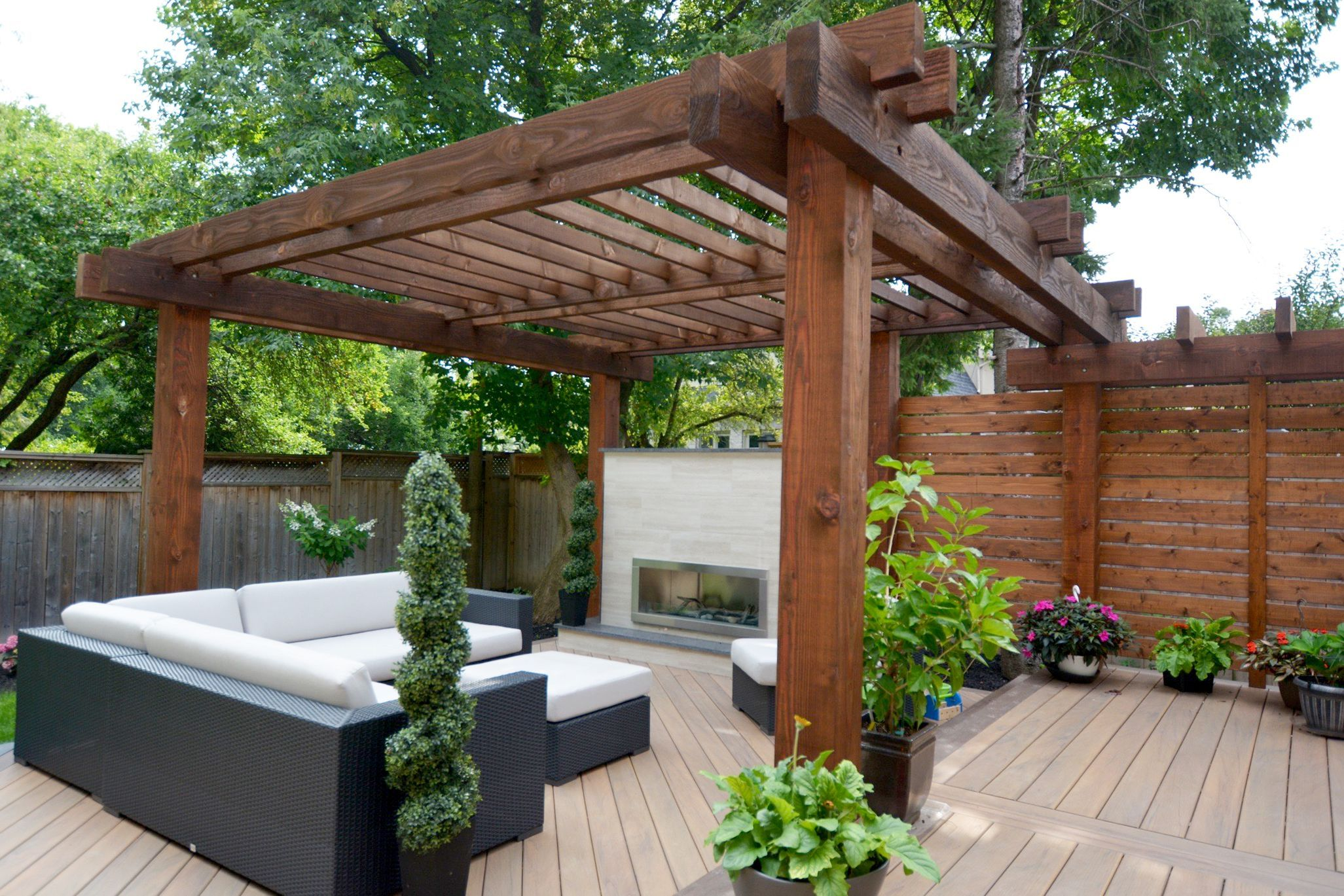 Alair Homes - Pergola - Renovation - 200 Sqft -