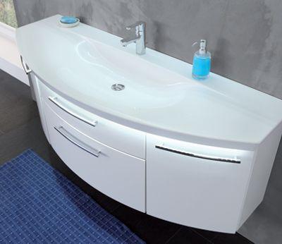 Puris Classic Line Badmöbel für die klassische Linie im Badezimmer ...