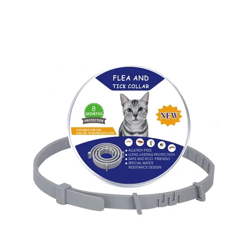 Pin On Flea And Tick Collar For Pets