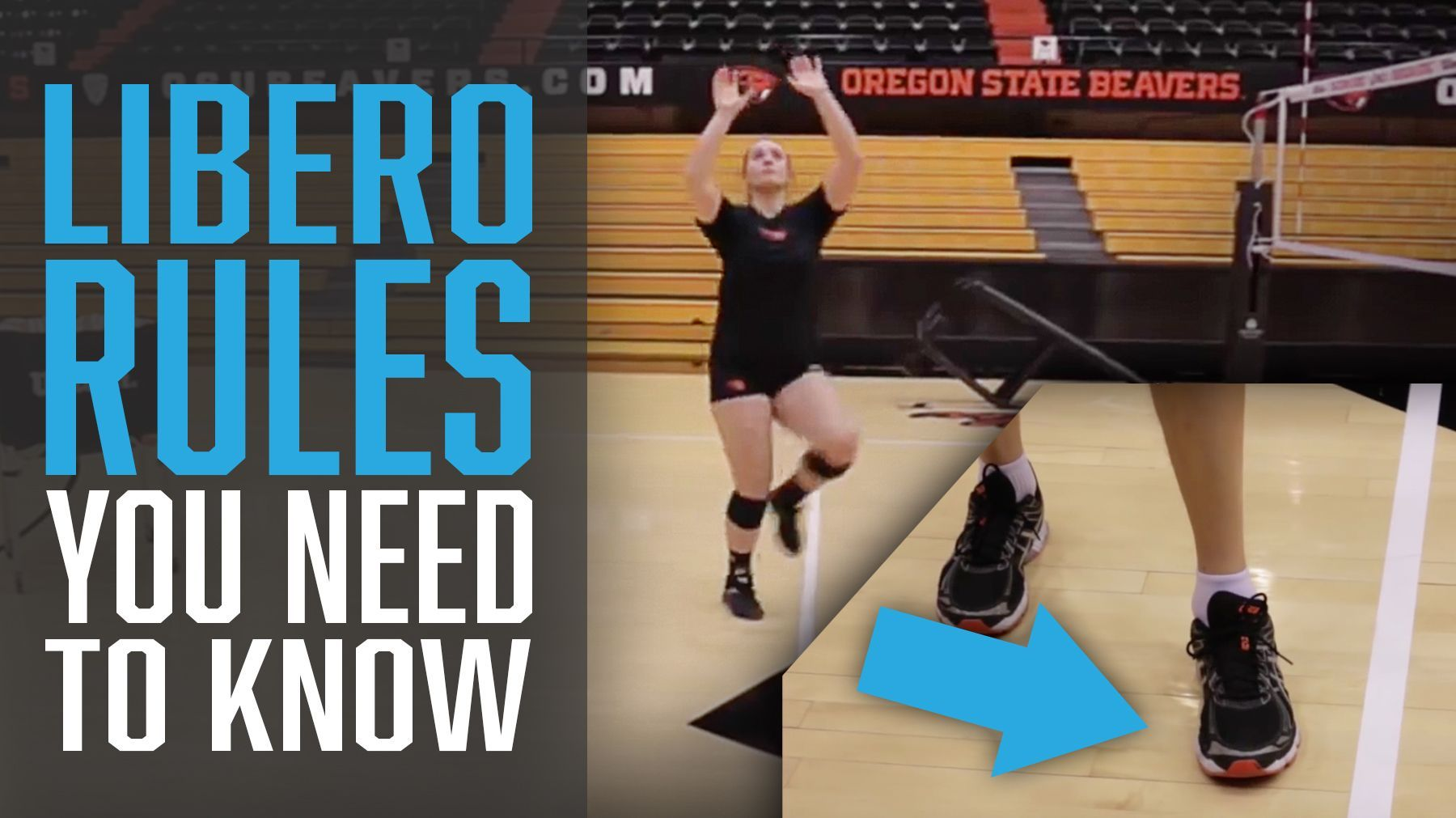 Libero Rules You Need To Know Coaching Volleyball Volleyball Inspiration Libero Volleyball