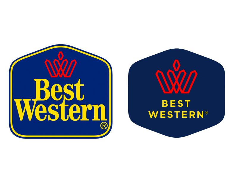 Logo Re Design For Hotel Chain Logo Design Flat Logo Design Cool Logo