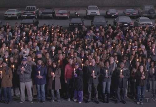 School Shooting Vigil | Grey\'s Anatomy | Pinterest | Anatomy