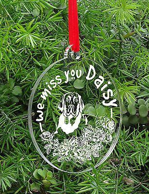 Dog Memorial Christmas Ornament Dog idea Pinterest Scottish