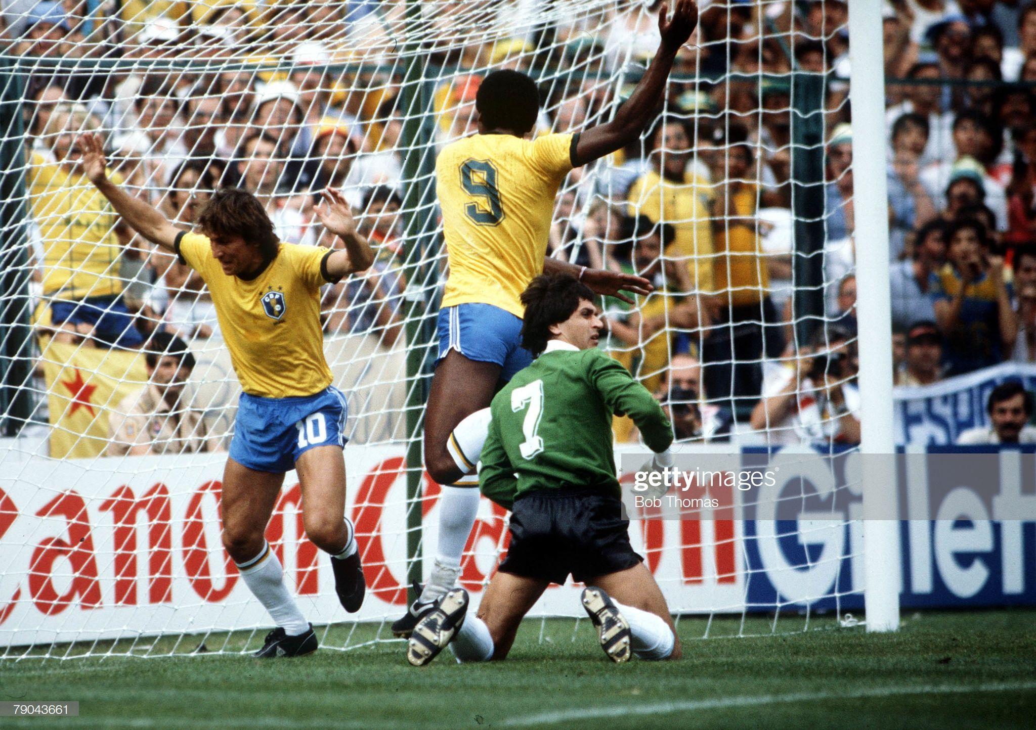 Brasil Argentina 82 Soccer World World Cup World Cup Final