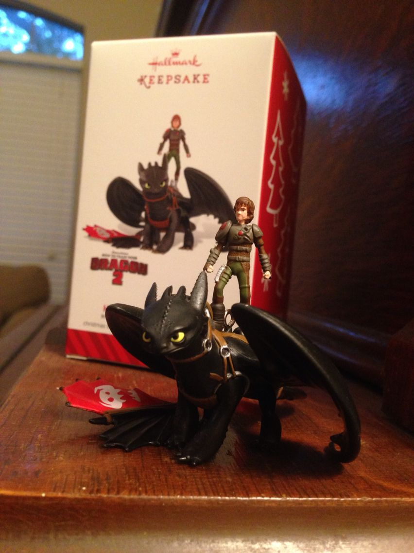 how to train your dragon 2 christmas ornament - How To Train Your Dragon Christmas