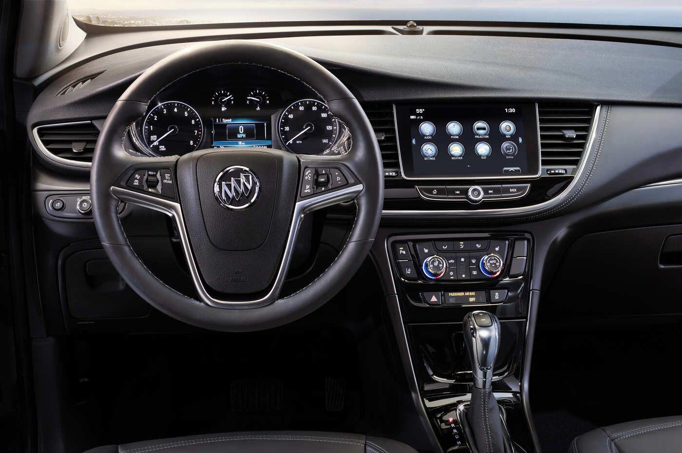 2020 Buick Encore Interior Concept Di 2020