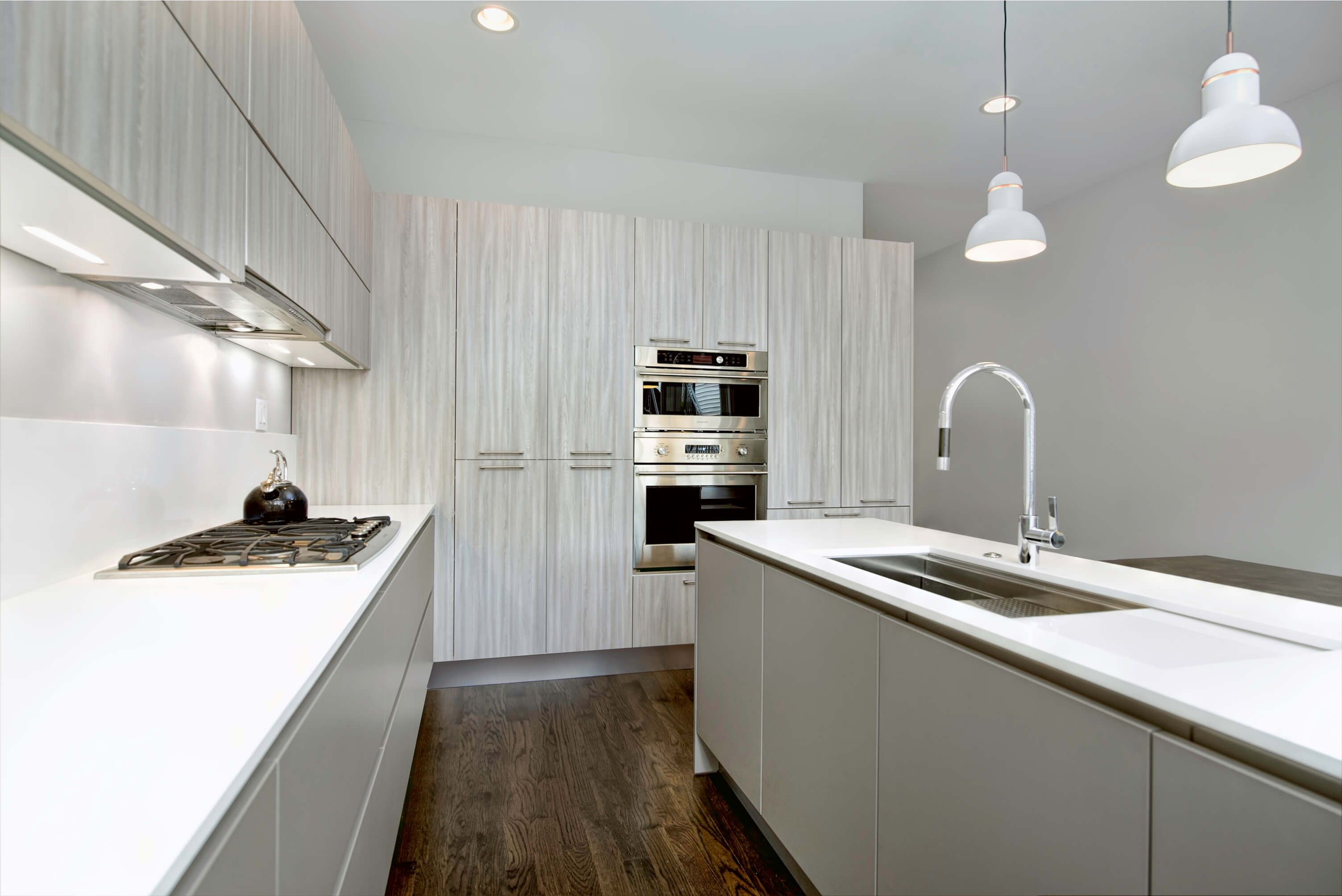Helene Model Kitchen By Zecchinon Project Completed By Archisesto