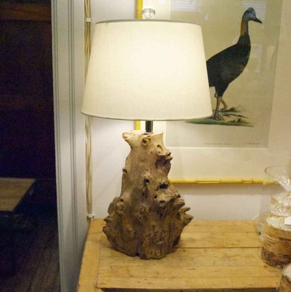 Rustic Driftwood Lamp (With images) Driftwood lamp