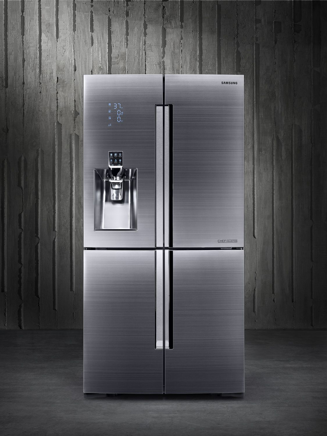 Samsung Release Their Most Premium Refrigerator To Date