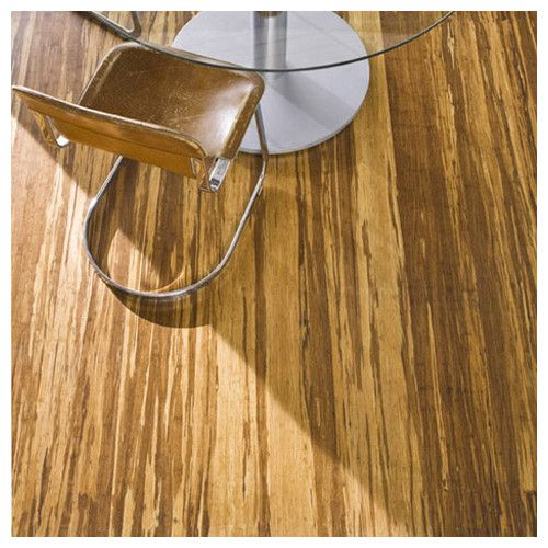 Striated Bamboo Flooring Is A Great Way To Use Hardwood Flooring