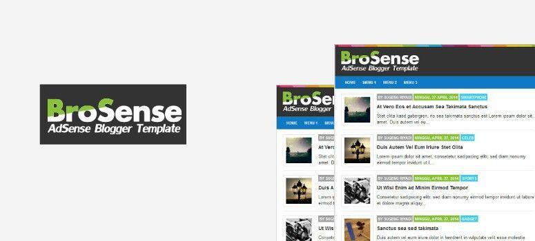Brosense Blog Blogger Periklanan