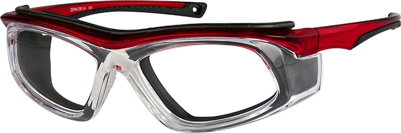 Red z871 safety glasses 749618 zenni optical