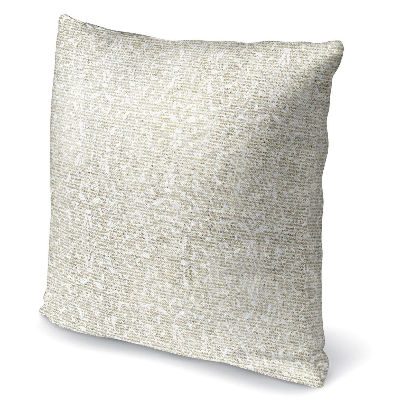 Kavka Designs Florence Accent Pillow  Idp Di16 16X16 Tel1441
