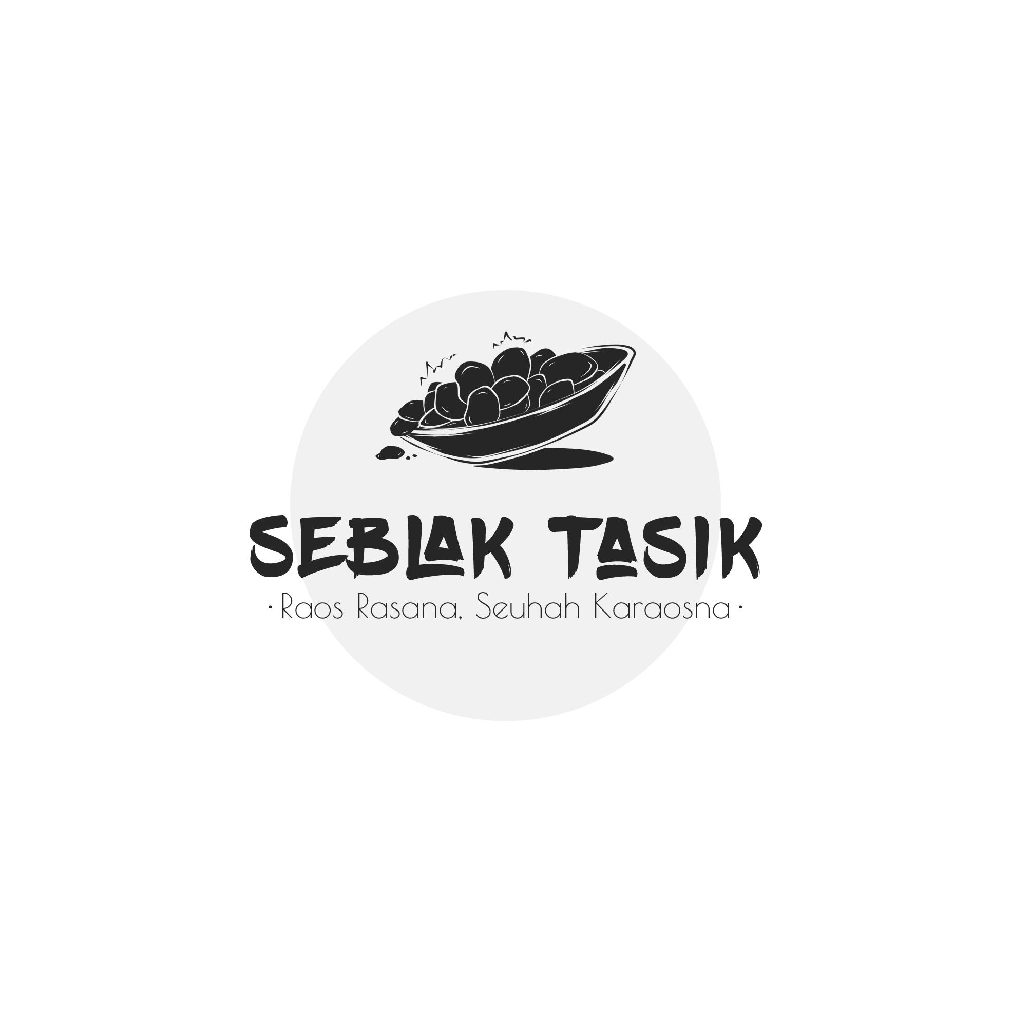 Design Banner Seblak - desain spanduk keren
