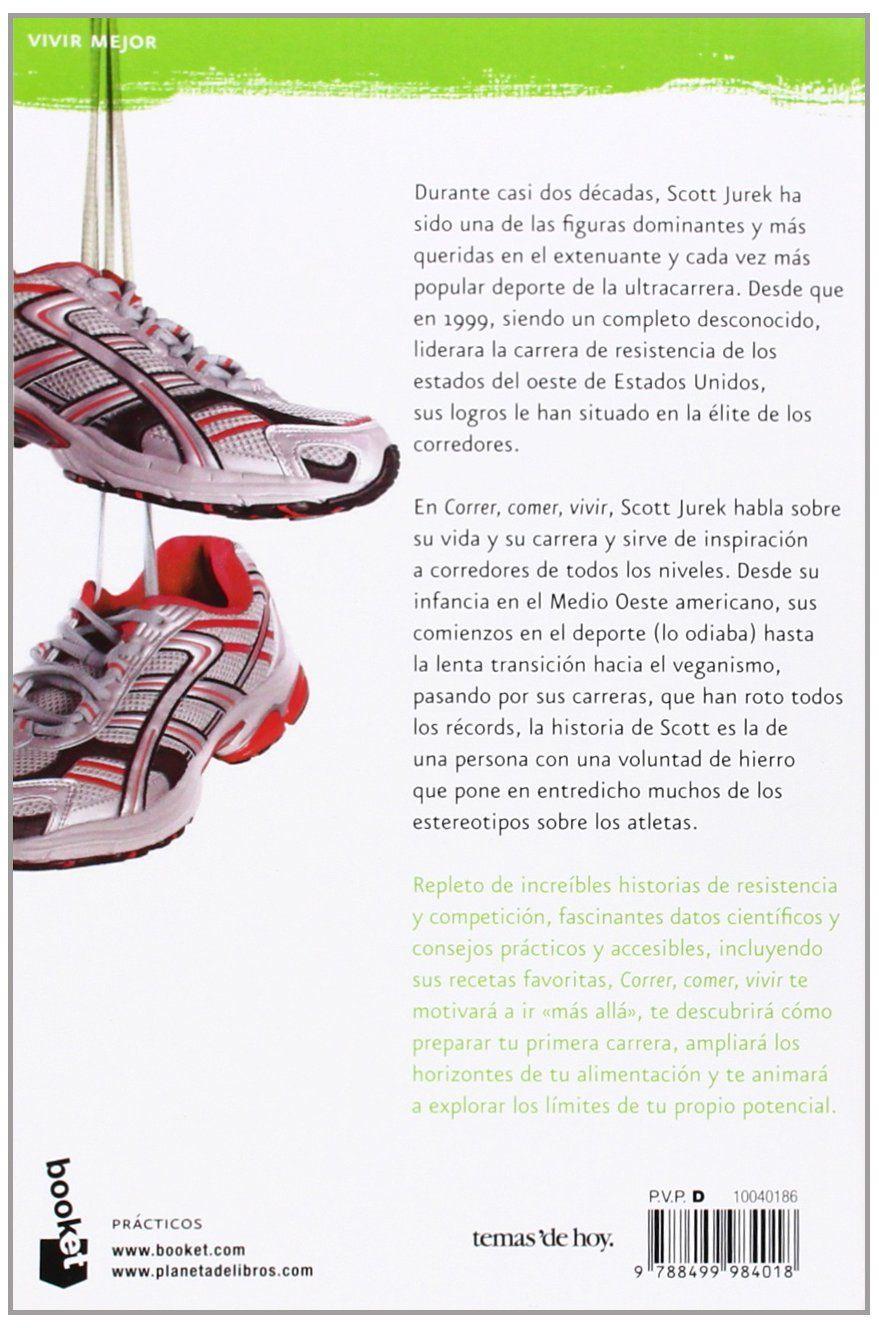 Correr, comer, vivir: La inspiradora historia de uno de