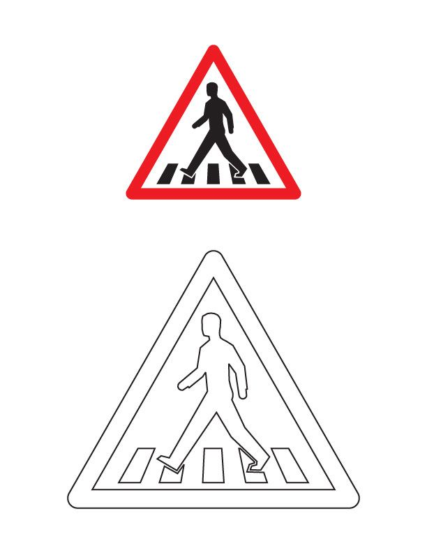 Kart Joorits Adli Kullanicinin Liiklusmargid Panosundaki Pin